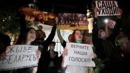 Евросоюз может ввести санкции против Белоруссии после выборов