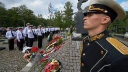 Петербург почтит память моряков, погибших наподлодке «Курск» 20 лет назад