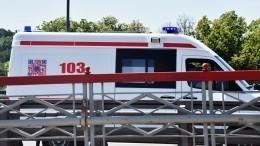 Автомобиль столкнулся споездом вНовгородской области