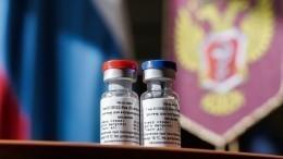 Более 20 стран заинтересовались российской вакциной против COVID-19