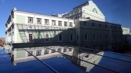 Взвешенное решение: зданию Мариинки вПетербурге грозит разрушение