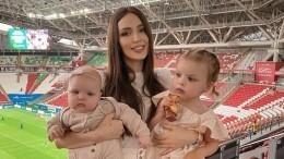 «Знакомьтесь, наша Эмми»: Жена Дмитрия Тарасова сообщила опополнении всемье