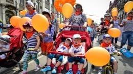 Многодетным родителям могут увеличить продолжительность отпуска