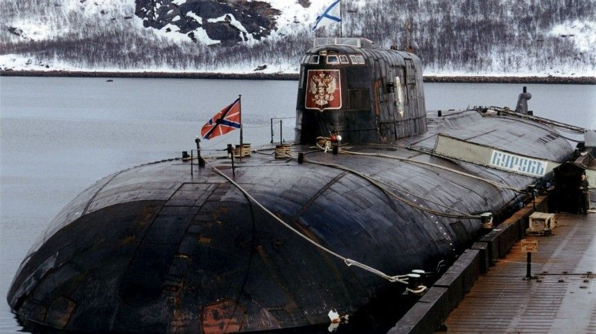 «Курск»: 20 лет трагедии вБаренцевом море