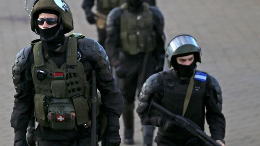 ВБресте милиция открыла огонь напоражение попротестующим
