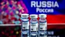 Германия назвала условия для покупки российской вакцины «Спутник V»