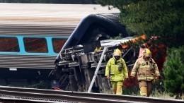 Информация ороссиянах всошедшем срельсов впоезде вШотландии выясняется