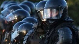 ВМинске задержали совершившего наезд насотрудника ГАИ водителя