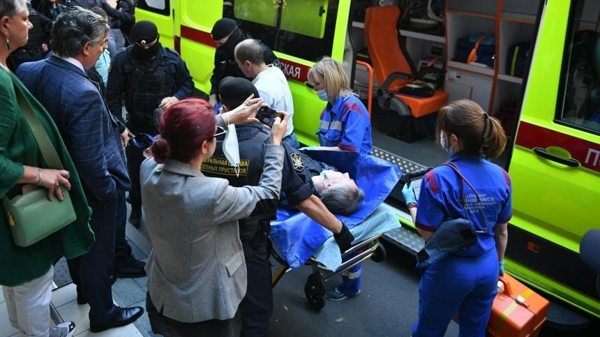 Ефремова перевели вневрологическое отделение Боткинской больницы