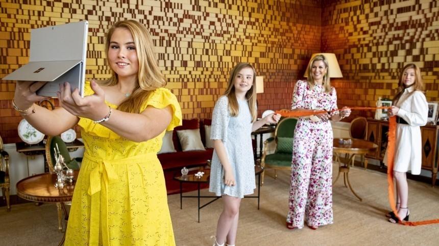 Растут наглазах: Будущие короли икоролевы разных стран