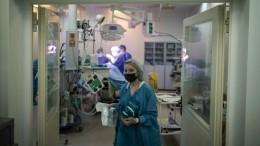 Медики просят расширить список сотрудников больниц, претендующих навыплаты из-за пандемии