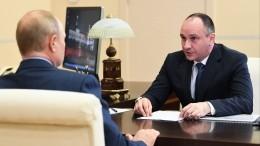 Глава «Интер РАО» рассказал Путину обуспехах энергетического холдинга
