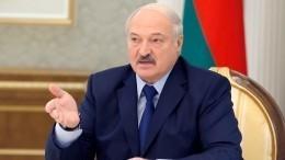 Александр Лукашенко готовит срочное обращение кнароду