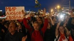 Лукашенко поручил разобраться сзадержаниями граждан напротестах