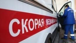 Очевидцы сообщили огорящем автобусе вМоскве— видео