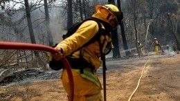 Калифорнию охватил самый масштабный заполвека пожар