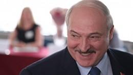 «Для начала, япока живой»— Лукашенко прокомментировал слухи освоем отъезде