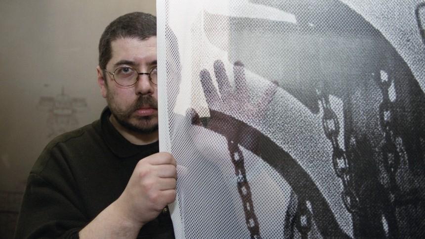 Художник Борис Бельский задержан закражу вМоскве