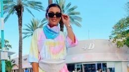 Седокова заставила фанатов усомниться внатуральности своей груди