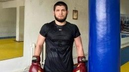 Видео: Хабиб Нурмагомедов задумался озавершении спортивной карьеры