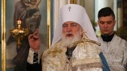 Глава Белорусской православной церкви призвал Лукашенко остановить насилие