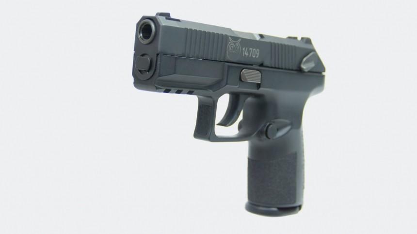 ВРоссии разработали компактный пистолет для МВД иРосгвардии