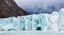 Таяние ледников Гренландии невозможно остановить
