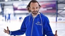 Илья Авербух рассказал остарте нового сезона «Ледникового периода»