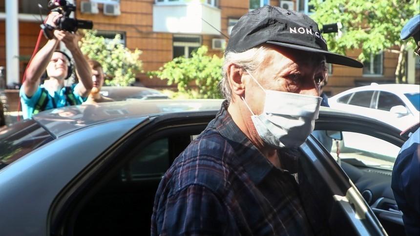 Личный врач Ефремова объяснил происхождение наркотиков вкрови актера