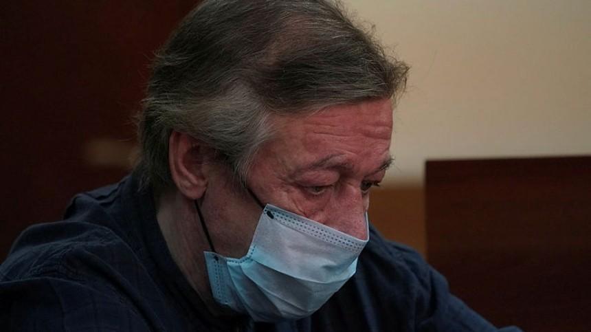 Врач Ефремова испытывал препарат откоронавируса наактере