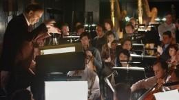 Видео: Оркестр Мариинского театра дал концерт винфекционном госпитале вКазани