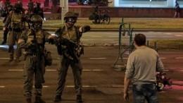 «Это резиновые пули на99,9%»: Эксперт огибели участника протестов вМинске