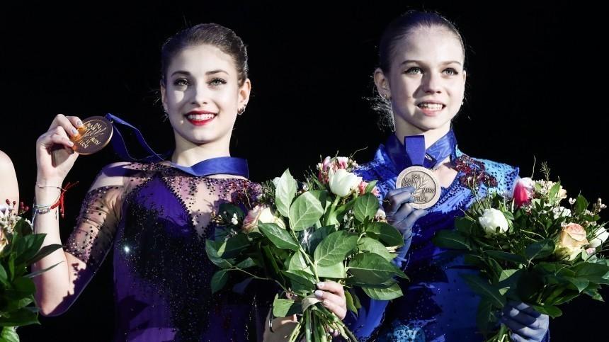 Тарасова оценила перспективы Косторной иТрусовой после ухода отТутберидзе