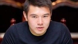 Умер внук первого президента Казахстана Нурсултана Назарбаева