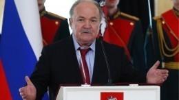 ВМоскве скончался основатель «Содружества актеров Таганки» Николай Губенко
