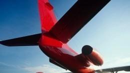 Первые кадры сместа жесткой посадки самолета вПодмосковье
