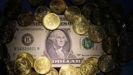 «Дедолларизация» приблизилась к«моменту прорыва»