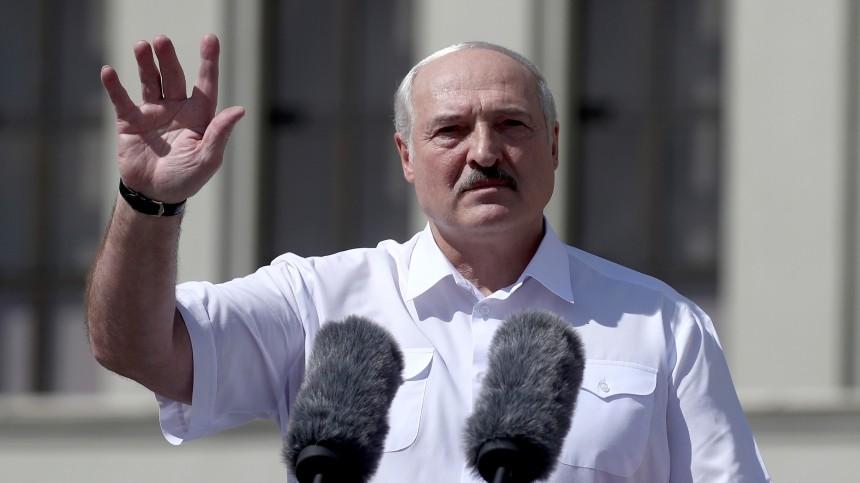 «Мыуничтожим все»: Лукашенко объяснил, почему небудет повторных выборов