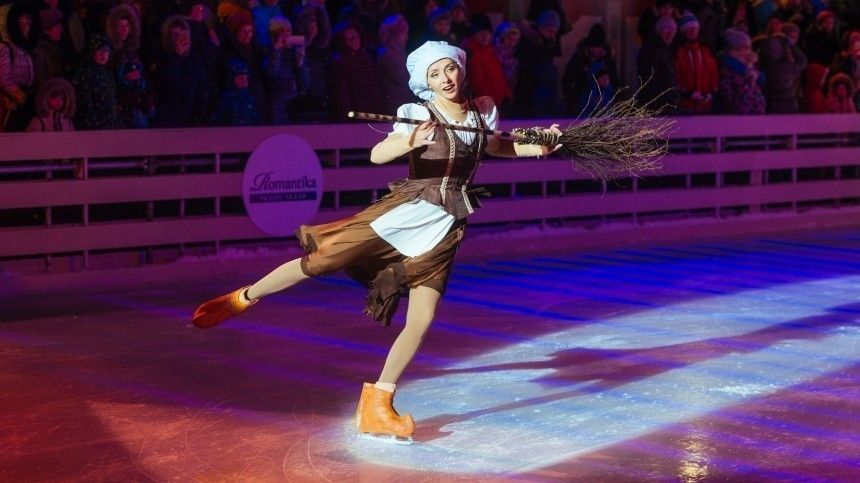Татьяна Навка небудет кататься вновом сезоне «Ледникового периода»