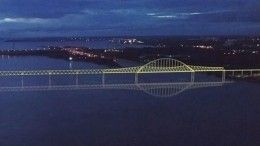Глава Пермского края попросил Путина поддержать строительство моста через Каму