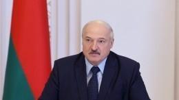 Лукашенко заявил, что оппозиция отказалась пересчитывать голоса навыборах