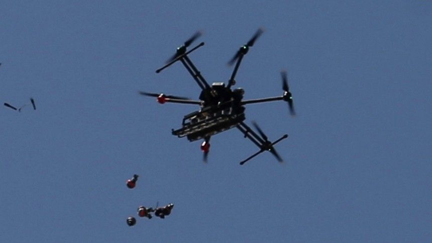 США разрабатывают «рой дронов» для уничтожения российских «Пацирей-С1»