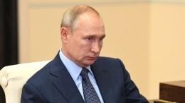 Владимир Путин обсудил сглавой Евросовета ситуацию вБелоруссии