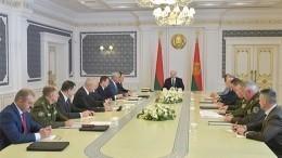 «Избывших прикорытников»: Лукашенко высказался окоординационном совете оппозиции— видео