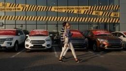 Россиян предупредили оросте цен наавтомобили