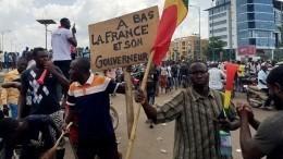 Вроссийском МИДе рассказали оположении дипломатов вмятежном Мали