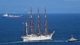 Барк «Седов» первым изпарусников испытает насебе Северный морской путь