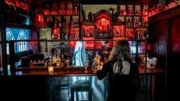 Небольшим барам иресторанам висторическом центре Петербурга разрешат работу