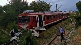 Певец предсказал свою смерть отпоезда ислучайно снял еенакамеру телефона