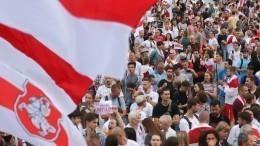 Пушков назвал провалом «молниеносный майдан» вБелоруссии идал прогноз